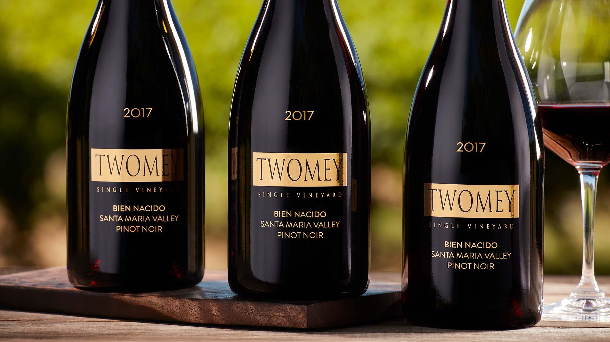 2017 Twomey Bien Nacido Pinot Noir