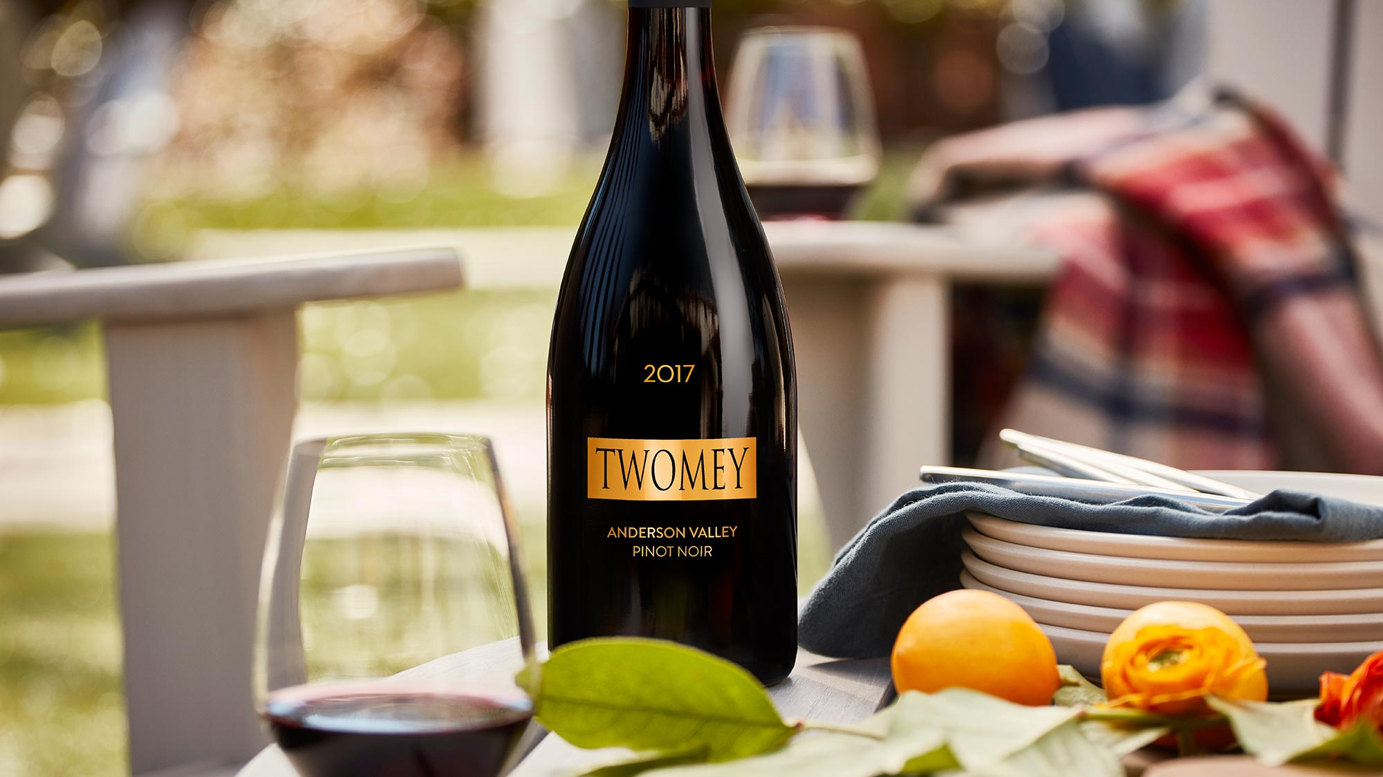 2017 Twomey Anderson Valley Pinot Noir