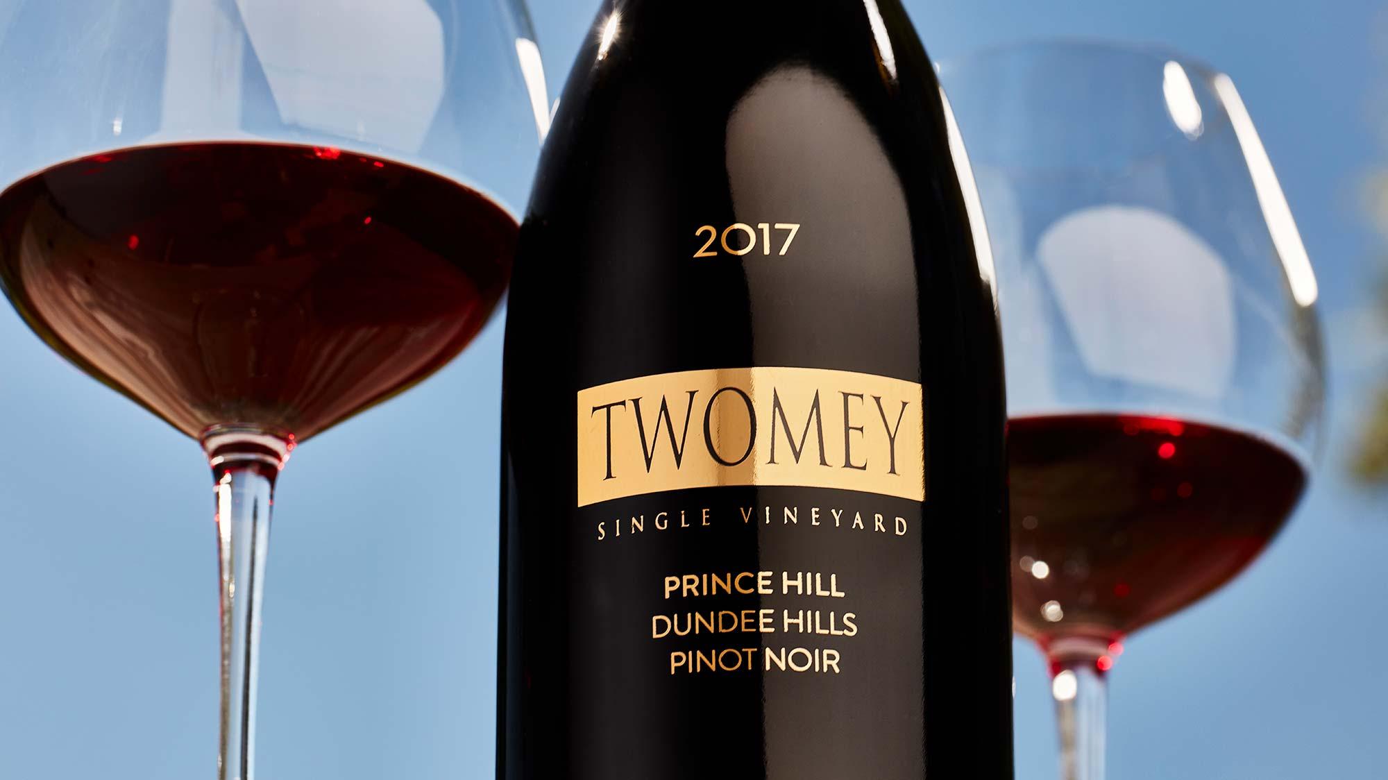 2017 Prince Hill Vineyard Pinot Noir