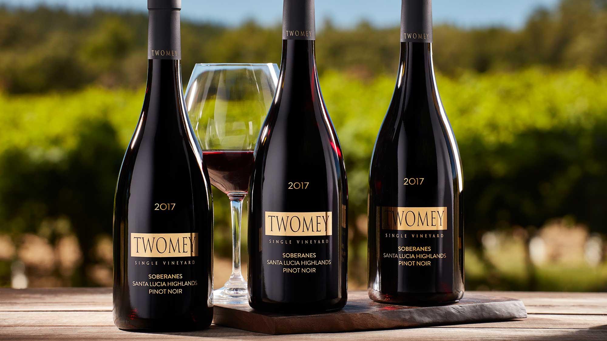 2017 Twomey Soberanes Pinot Noir