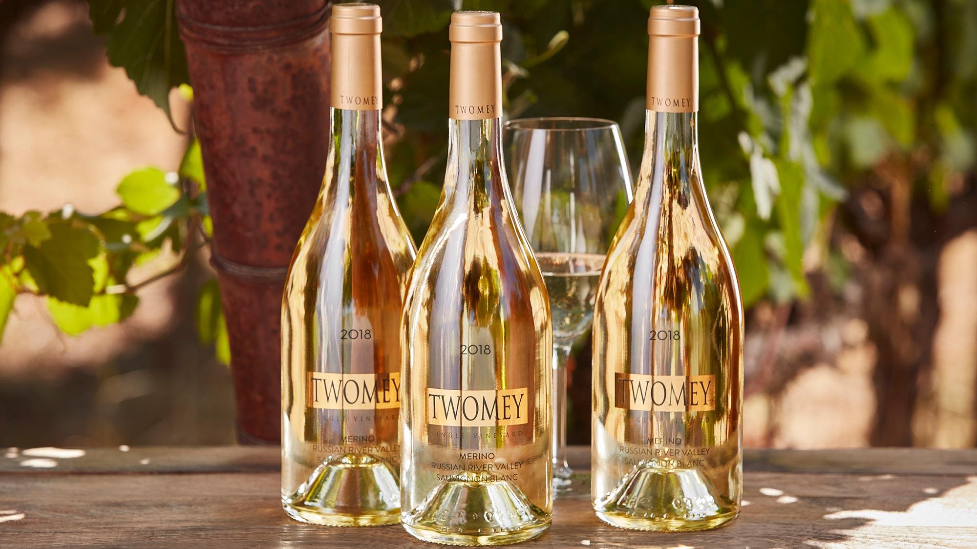2018 Twomey Merino Sauvignon Blanc