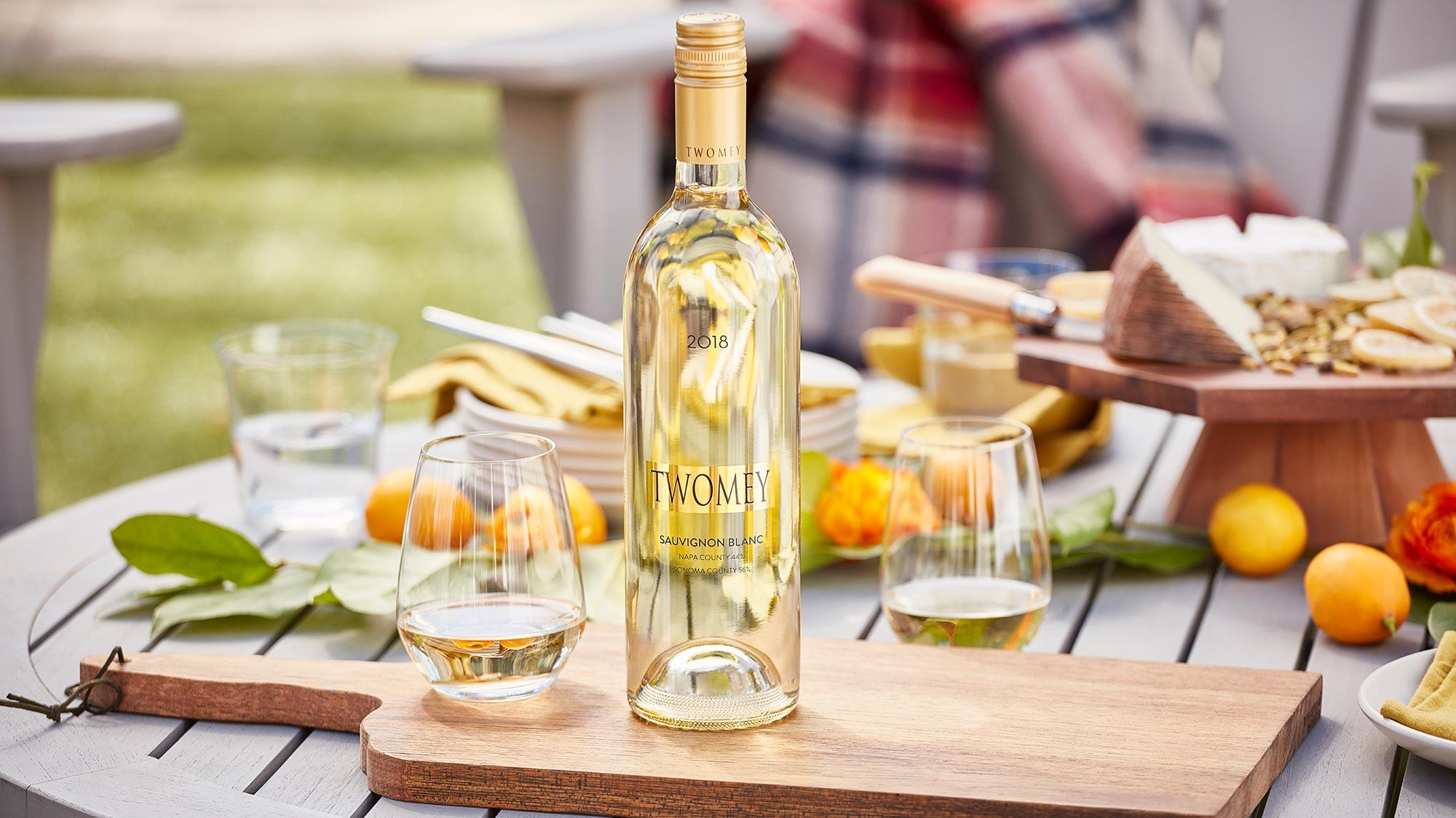 2018 Twomey Sauvignon Blanc
