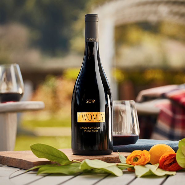 Twomey 2019 Anderson Valley AVA Pinot Noir