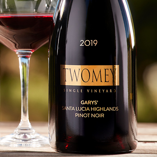 Twomey 2019 Garys' Vineyard Pinot Noir