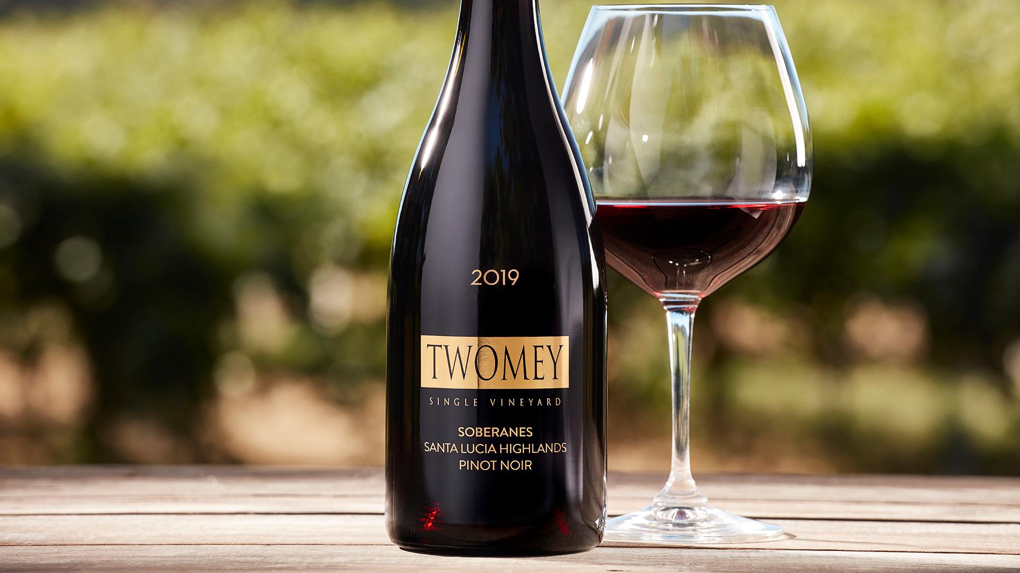 Twomey 2019 Soberanes Vineyard Pinot Noir