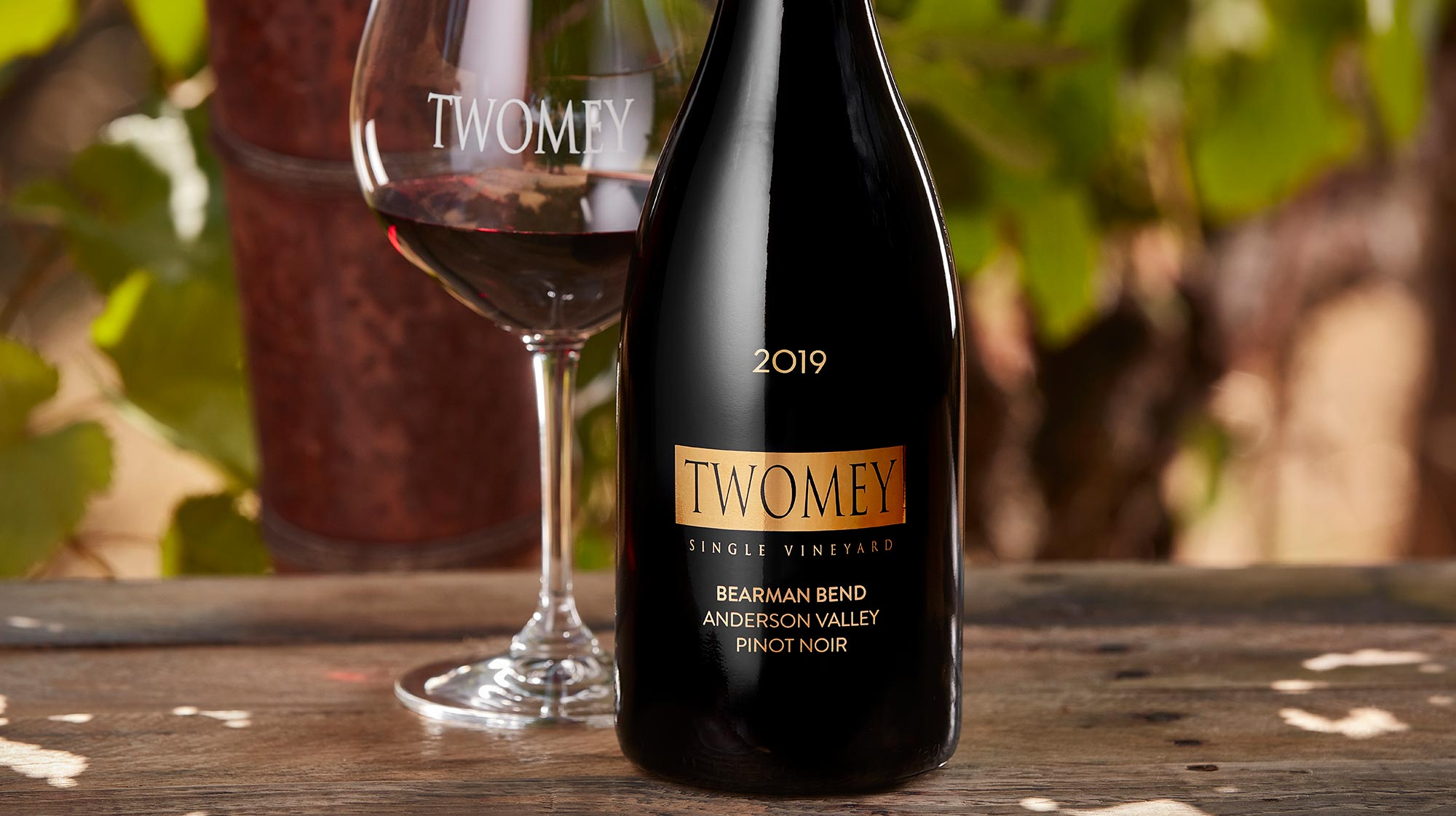 2019 Twomey Bearman Bend Vineyard Pinot Noir