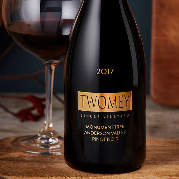 Twomey Monument Tree Pinot Noir botle