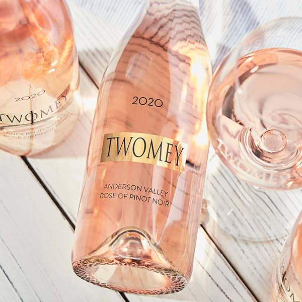 Twomey Anderson Valley Rose of Pinot Noir