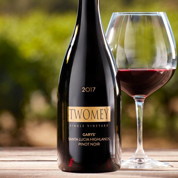 2017 Garys' Vineyard Pinot Noir
