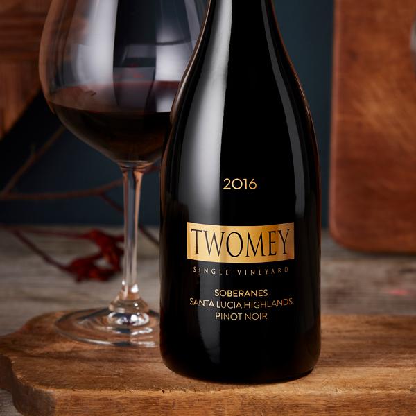 2016 Twomey Soberanes Vineyard Pinot Noir