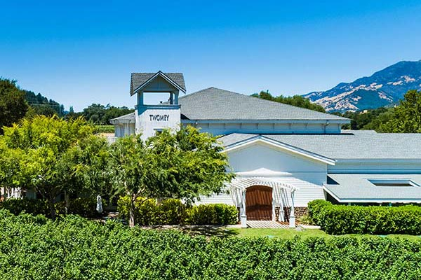 Twomey's Calistoga winery