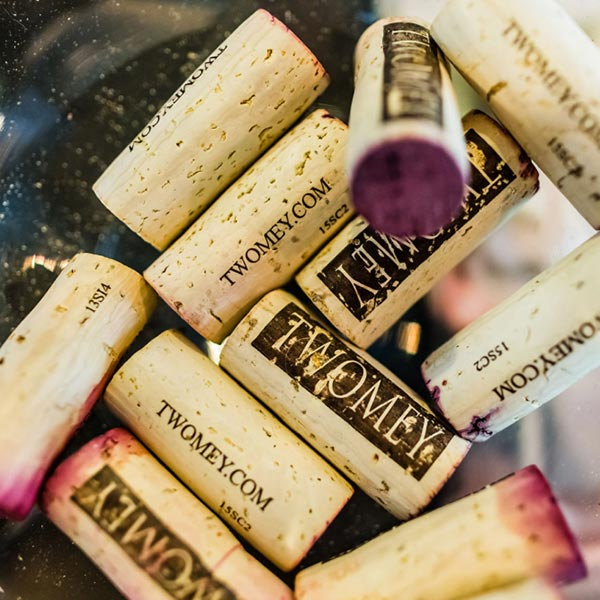 Twomey wine corks