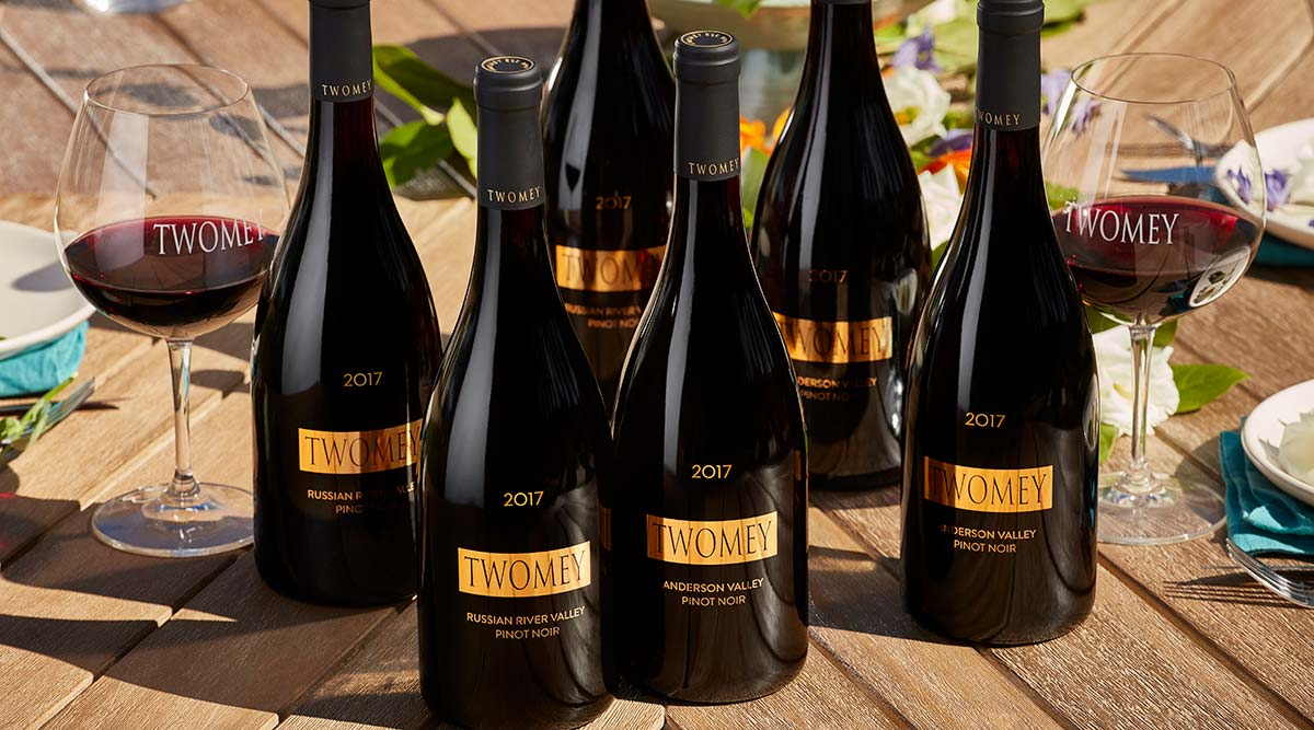 Twomey Pinot Noir Wines