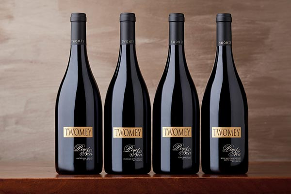 Twomey Pinot Noirs
