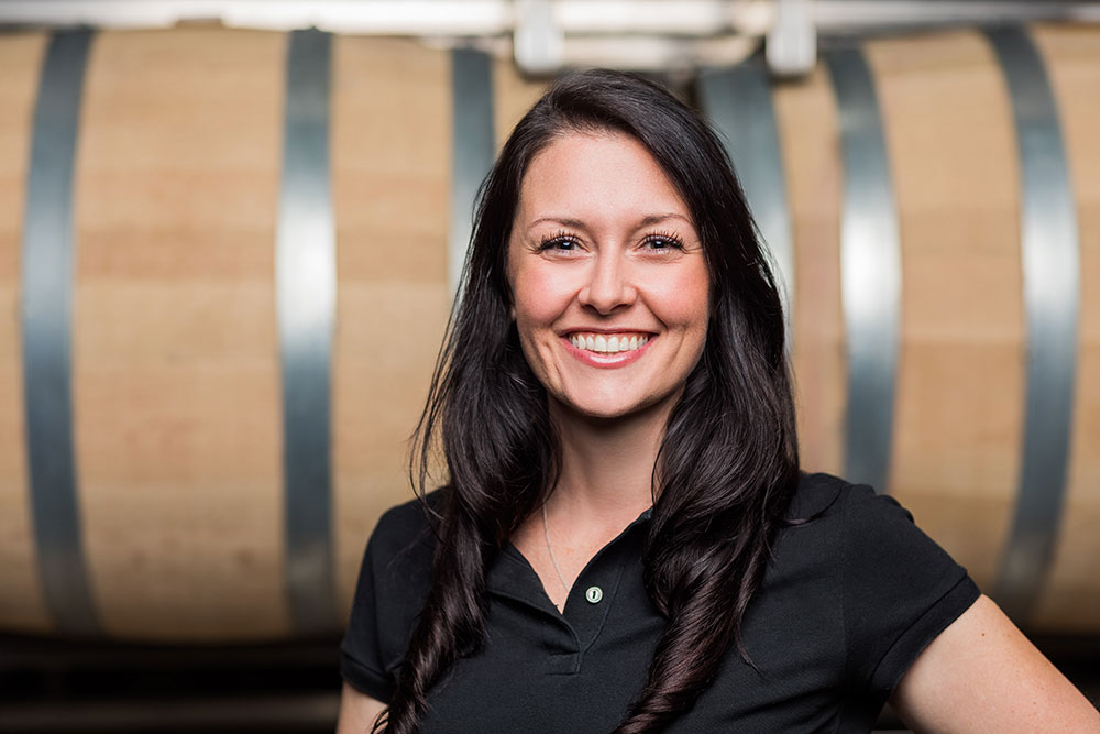Vanessa Hart, Assistant Winemaker